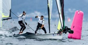 Botín y L. Marra competirán en la Hempel World Cup Series Miami 2019