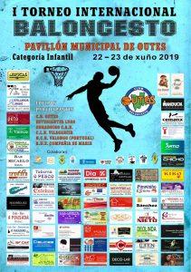 I Torneo Internacional Baloncesto Outes