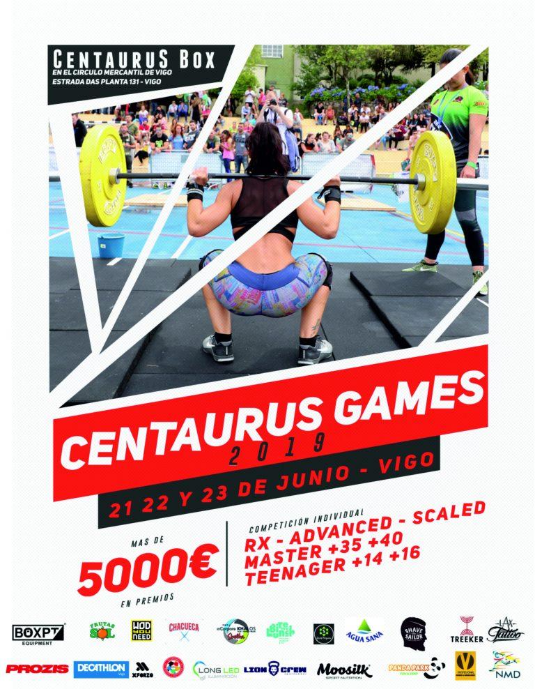 Centaurus Games