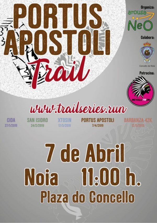 Portus Apostoli Trail