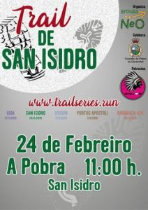 Trail de San Isidro