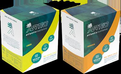 artio-sport-atlantic-isotonic-baginbox-naranja-limon