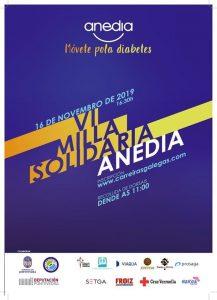 Milla Solidaria de Anedia